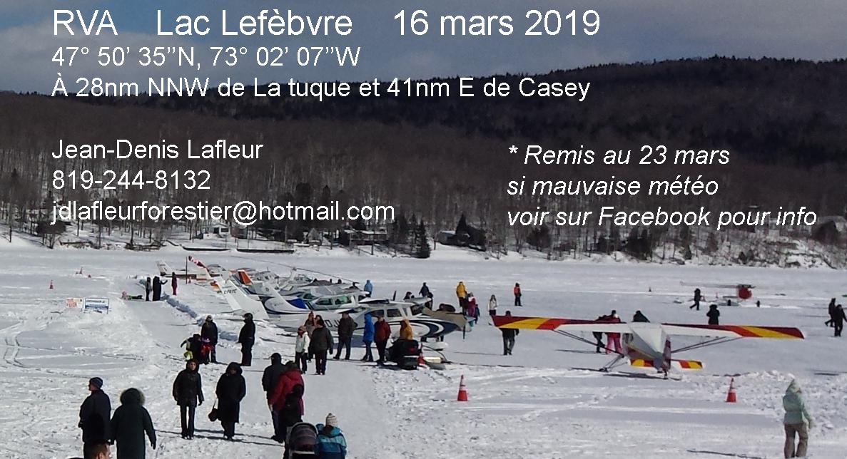 RVA Lac Lefèbvre